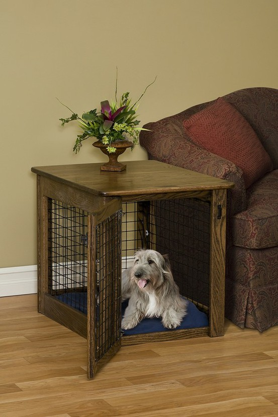 Wordless Wednesday Coffee Table Or Dog Crate Shakadoo