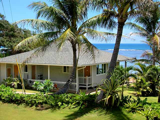 hawaii rental house