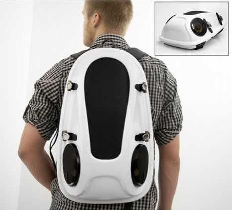 Backpacks Made Cool - Shakadoo